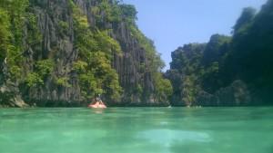 Snurkowanie na wyspie Palawan